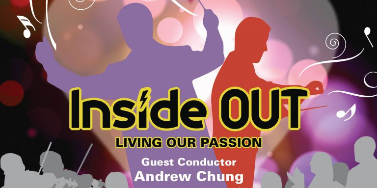 Poster for Inside Out concert